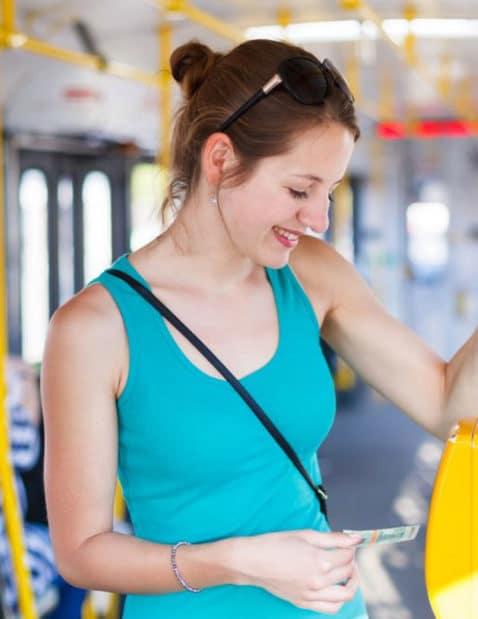 transporte empregada doméstica